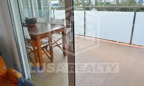Flat on the 2-d line of the sea in Castelldefels | 1799-11-570x340-jpg