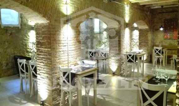 Commercial space with  tenant and the license for the restaurant on sale close to the Paseo de Gracia | 0-lusarestaurantsalebarcelona1png-570x340-png