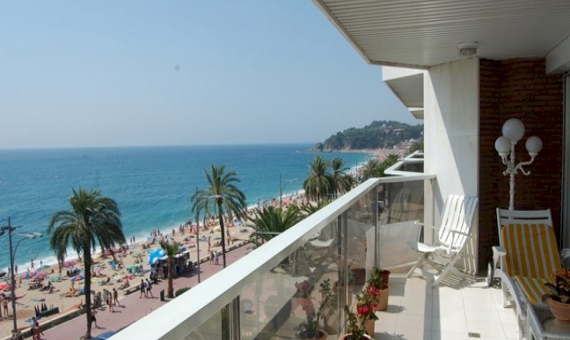 Apartment of 185 m2 in front of the sea in Lloret de Mar | 6583-3-570x340-jpg