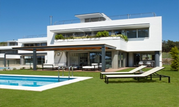 New Villas overlooking the sea in Sant Vicenc de Montalt | 7500-4-570x340-jpg