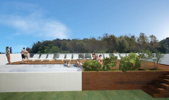 New construction apartments with an area from 62 m2 in Gracia   torrent-del-remei-570x340-jpg