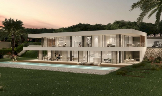 New construction villas 281 m2 with a pool and terraces in Begur | 2-fileminimizer-570x340-jpg