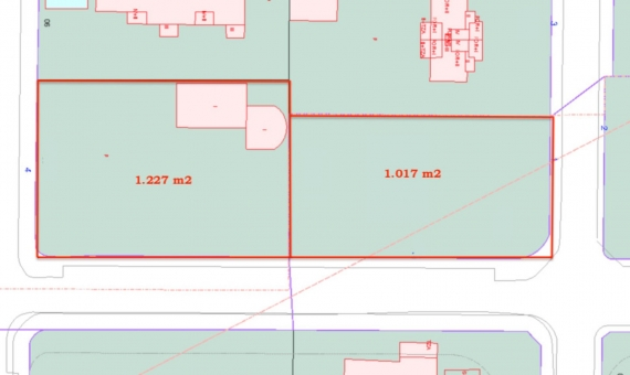 Plots with a total area 2.244 m2 for construction of villa or aparthotel in Castelldefels | shutterstock_1009049896-1-fileminimizer-570x340-jpg